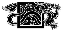 Robert Jordan's Wheel of TIme--Dragon chapter header