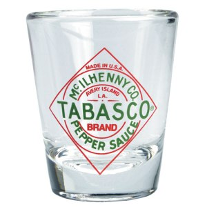 The Tabasco Shot, taken to the next level
